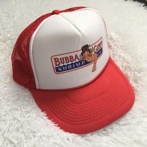 Other - Bubba Gump Shrimp SnapBack Cap